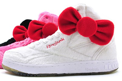 Reebok Hello Kitty Sneakers