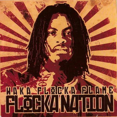 Waka Flocka Flame - Flocka Nation Cover
