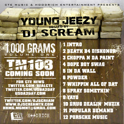 Young Jeezy Mixtape