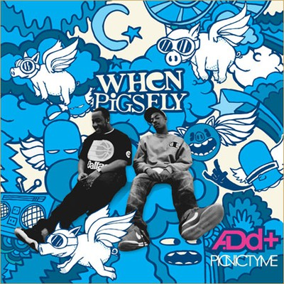 Add+ When Pigs Fly Cover