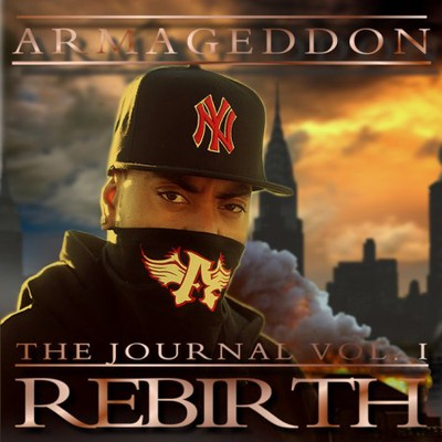 Armageddon - The Journal Vol.1 Rebirth Cover