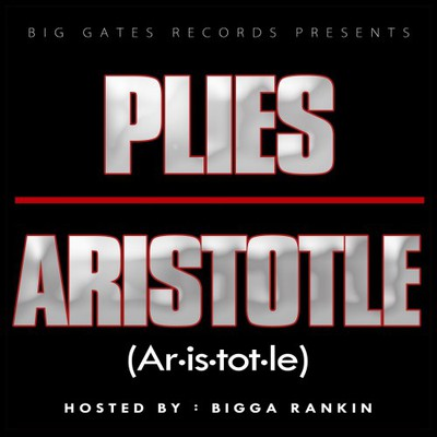 Plies - Aristotele Cover