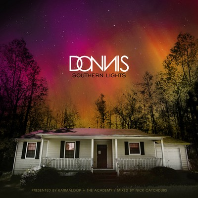 Donnis - Southern Lights Cover