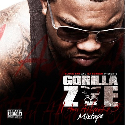 Gorilla Zoe Mixtape Cover