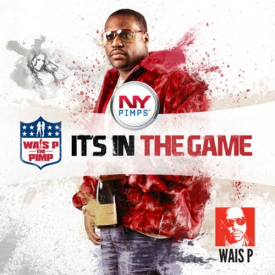Wais P its in the game cover