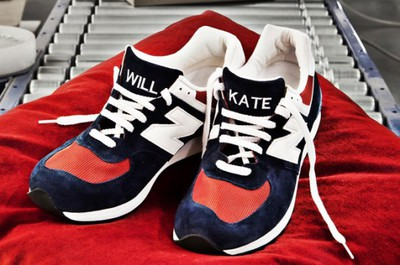 New Balance Will & Kate Sneakers
