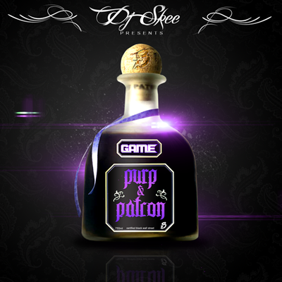 Game - Purp & Patron Mixtape Cover