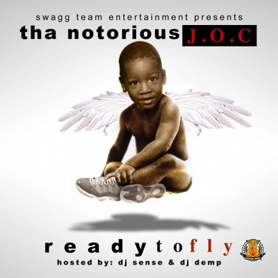 Yung Joc ready to fly cover