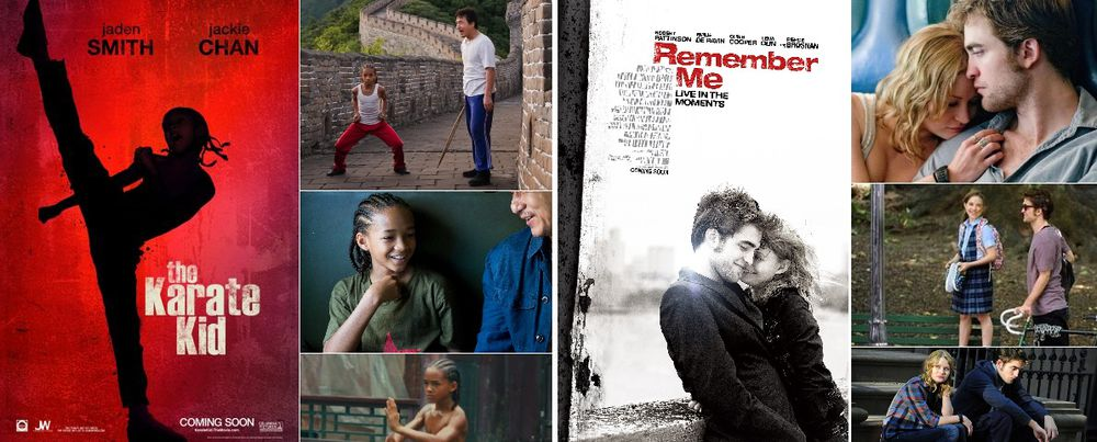 Karate Kid & Remember Me