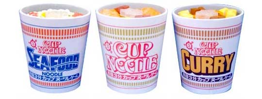The Cup Noodle