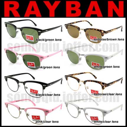 ray ban wayfarer clubmaster sizes