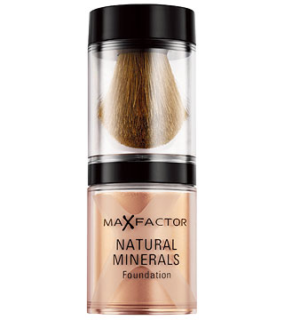 Max Factor Mineral Foundation, puder