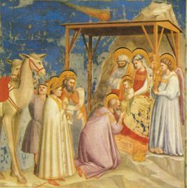 Giotto Betlem star