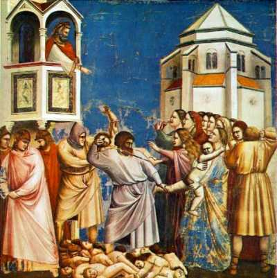 Giotto innocents