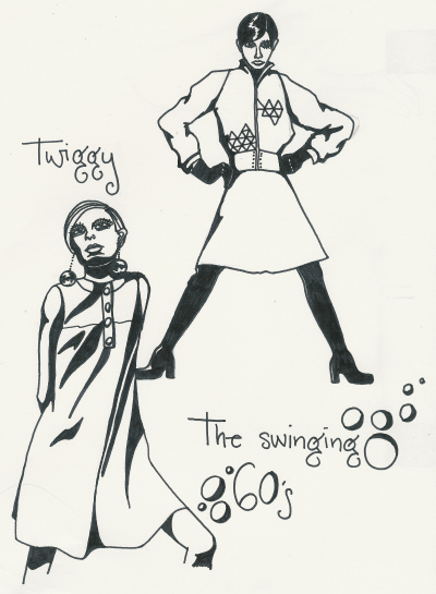 Twiggy & the 60´s