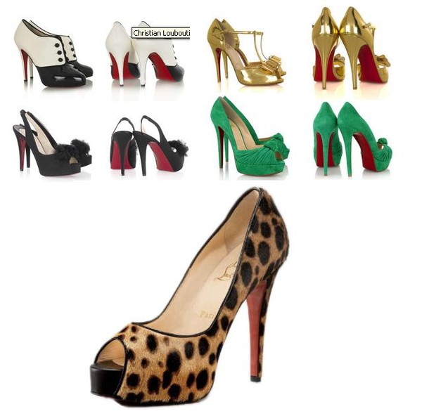 Christian Louboutin favoriter