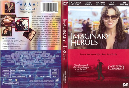 Film: Imaginary Heroes - Betyg * * * ½