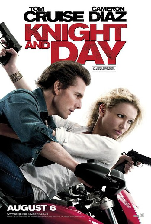 Film: Knight & Day - Betyg * * *
