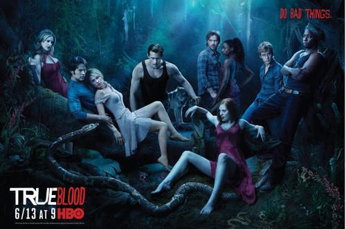 TV Vampyrer    True Blood