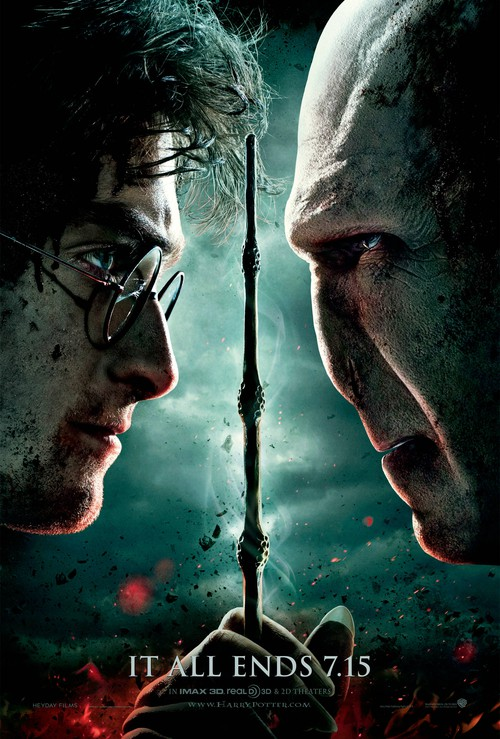 harry potter 8