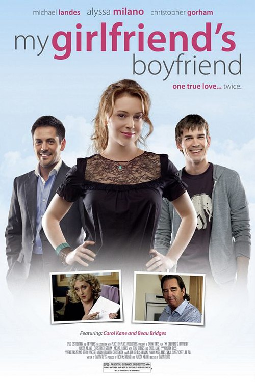 Film: My Girlfriend's Boyfriend  - Betyg * *