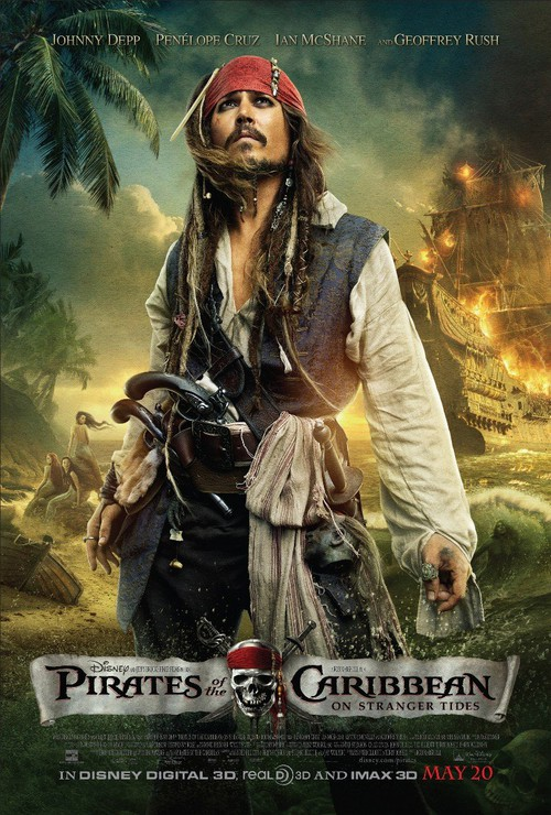 Pirates Of The Caribbean- On Stranger Tides