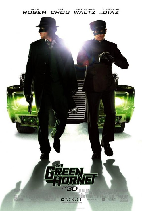 Film: The Green Hornet - Betyg * *