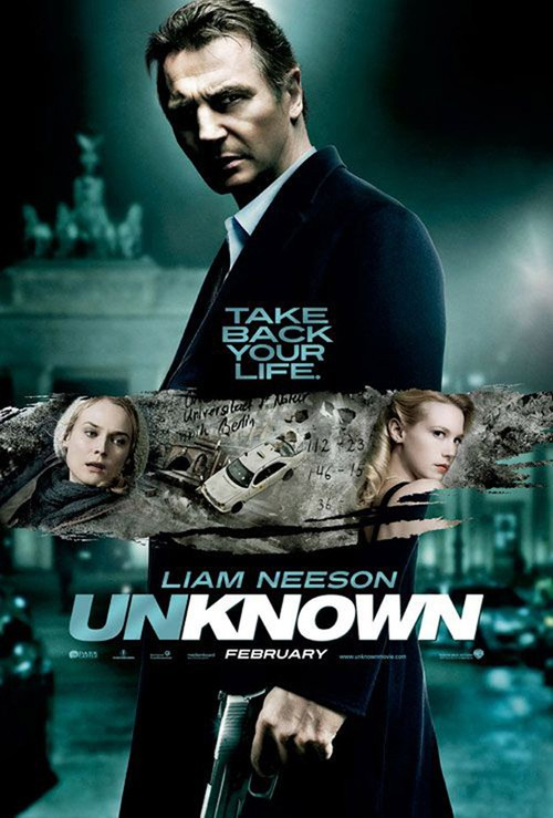 Film: Unknown - Betyg * * *