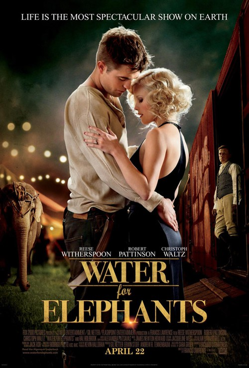 Film: Water for Elephants - Betyg * *