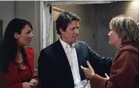 Martine McCutcheon, Hugh Grant & Emma Thompson.