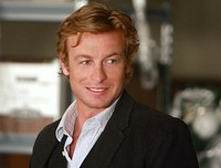 Simon Baker som The Mentalist