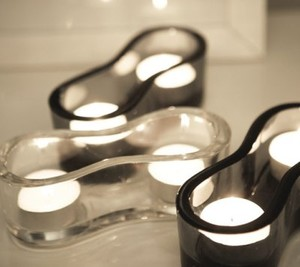 Two light tealight