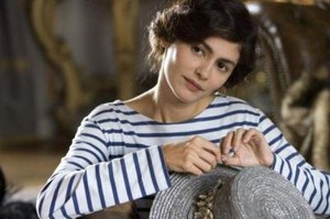 Audrey Tautou som Coco Chanel