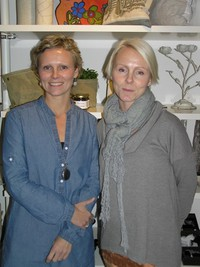 Theresia & Lina Hansson äger DNA - Design and Art