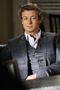Simon Baker i The Mentalist