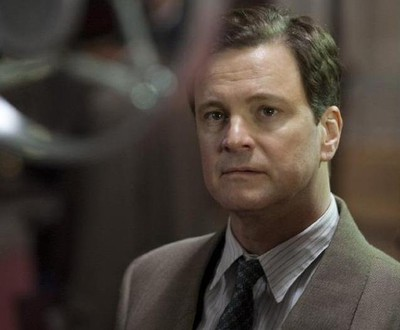 Colin Firth i The King´s Speech