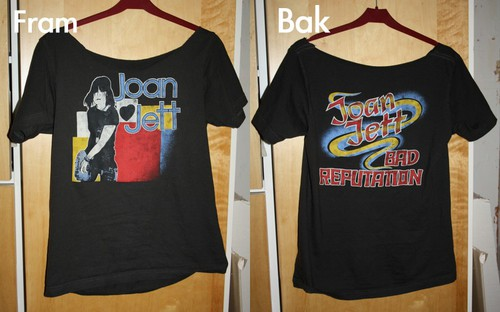 Joan Jett t-shirt