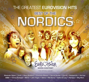 est of The Nordics/Greatest Eurovision Hits 3CD