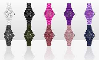 Hours & Minutes Lady (Strass)