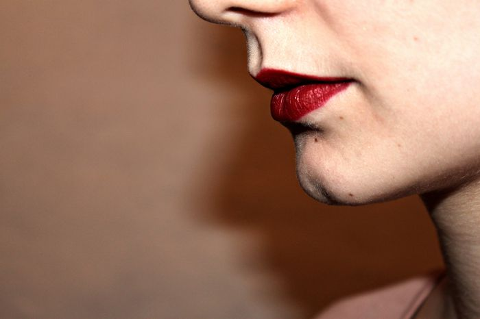 red lips mary kay lipstick