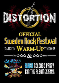 Distortion SRF/Slash