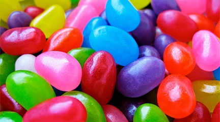 jelly beans (MMS)