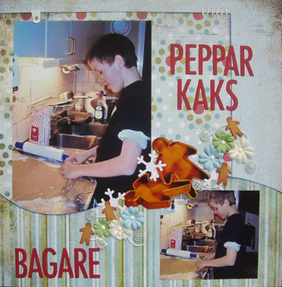 Pepparkaksbagare