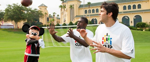 Kaká i Disney World