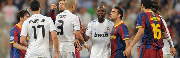 Real Madrid - Barcelona CL