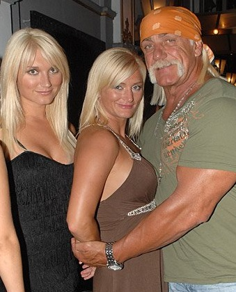 Hulk Hogan dating döttrar vän