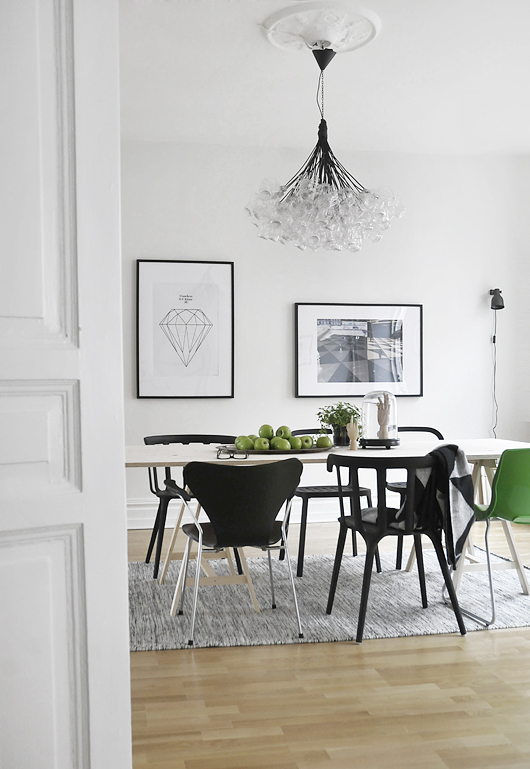 Trendenser for Dining room ideas eames