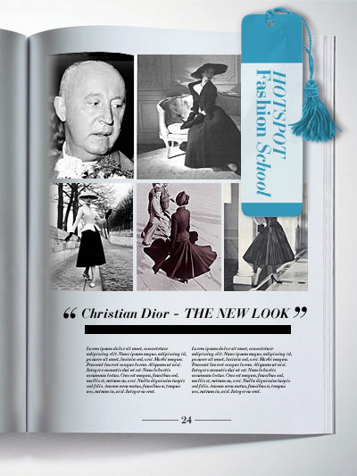 Christian Dior - The new look