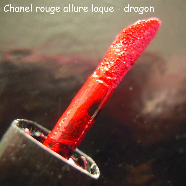 Chanel rouge allure laque dragon no 75