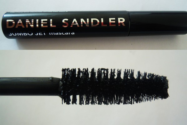 Daniel Sandler jumbo jet mascara recension